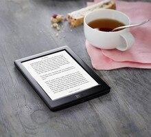 Устройства для чтения электронных книг KoBo glo HD 300PPI электронная книга сенсорный чернила электронный сенсорный экран HD 1448x1072 6 дюймов дорожная...