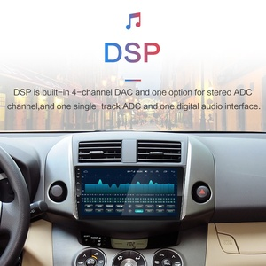 Image 4 - 4G+64G 9 2din Android 9.0 Car DVD Player for Toyota RAV4 Rav 4 2007 2008 2009 2010 2011 Car Radio GPS Navigation Wifi Player