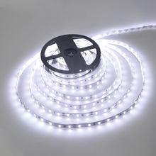 Taśmy LED 5050 5630 2835 światła RGB 12V 5M elastyczny strona główna kuchnia lampa dekoracyjna wodoodporna 300 taśma LED taśma z diodami 60 diod LED/M