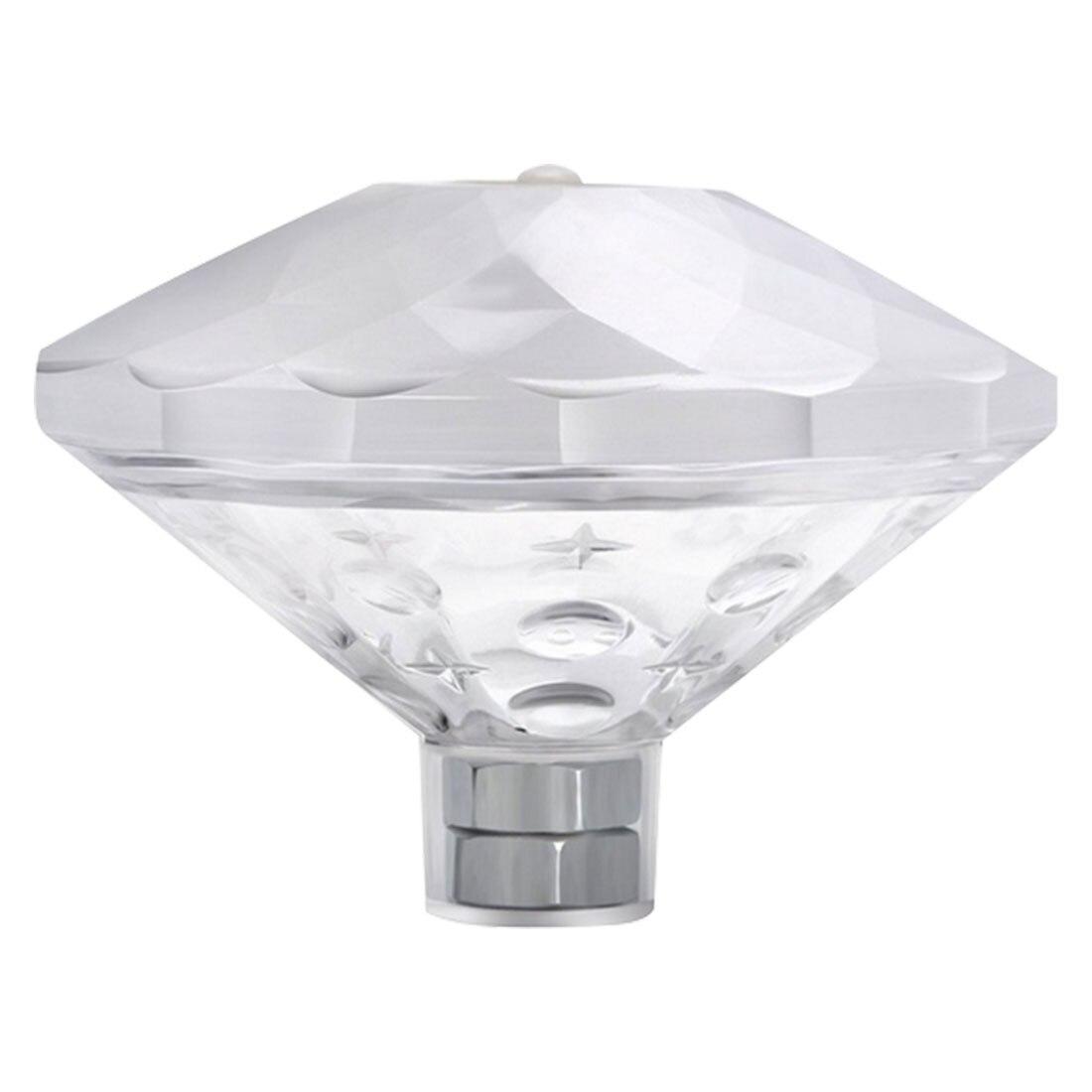 Lâmpada de led para piscina, luz flutuante