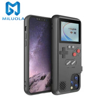 Retro Full Color Display 36 Classic Game Phone Case For iPhone 11 Pro X XS Max XR 6S 6 7 8 Plus Gameboy Cover For Huawei Sumsung|Fitted Cases|Cellphones & Telecommunications -