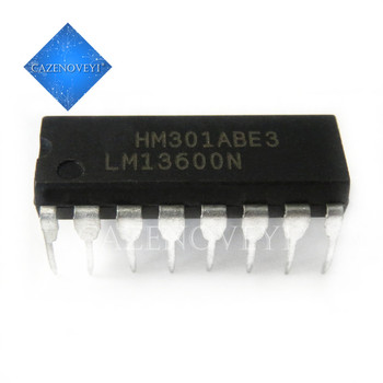 5pcs/lot LM13600AN LM13600N LM13600 DIP-16 In Stock - discount item  10% OFF Active Components