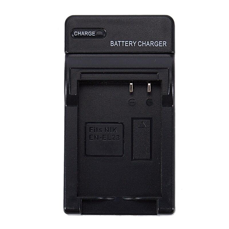 AAAE Top-EN-EL23 Batterie Ladegerät für Nikon Coolpix P610 P600 P610S B700 P900 S810c P900SType: 1 PCS Ladegerät