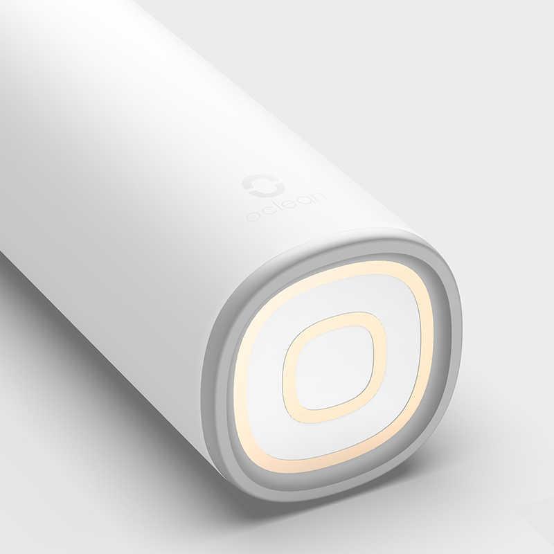 Oclean Z1-cepillo de dientes eléctrico, cepillo de dientes eléctrico, a prueba de agua IPX7, Ultra sónico, automático, con carga USB, para adulto, limpieza de los dientes