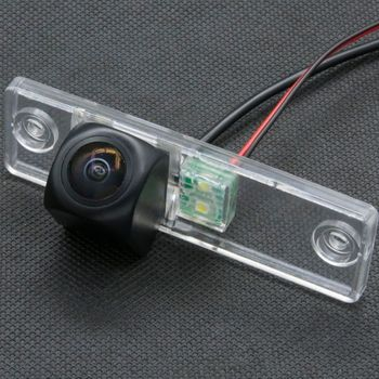 MCCD Fisheye Lens Starlight Car Rear view Camera For Toyota Fortuner SW4 2005 2006 2007 2008 2009 2010 2011 2012 Backup Camera image