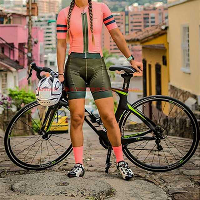Triathlon Suit Women  colombia Bicycle Clothing Suit Cycling Skinsuit