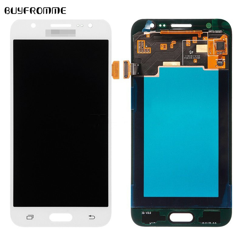 BUYFROMME <font><b>amoled</b></font> LCD display for Samsung Galaxy J5 <font><b>J500</b></font> M/F/G/Y with Touch Screen Digitizer Assembly image