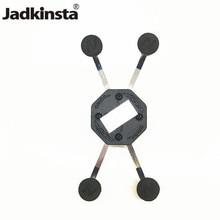 Jadkinsta caméra porte balle support de berceau de téléphone portable pour téléphone portable x grip universel avec support à bille de 1 pouce