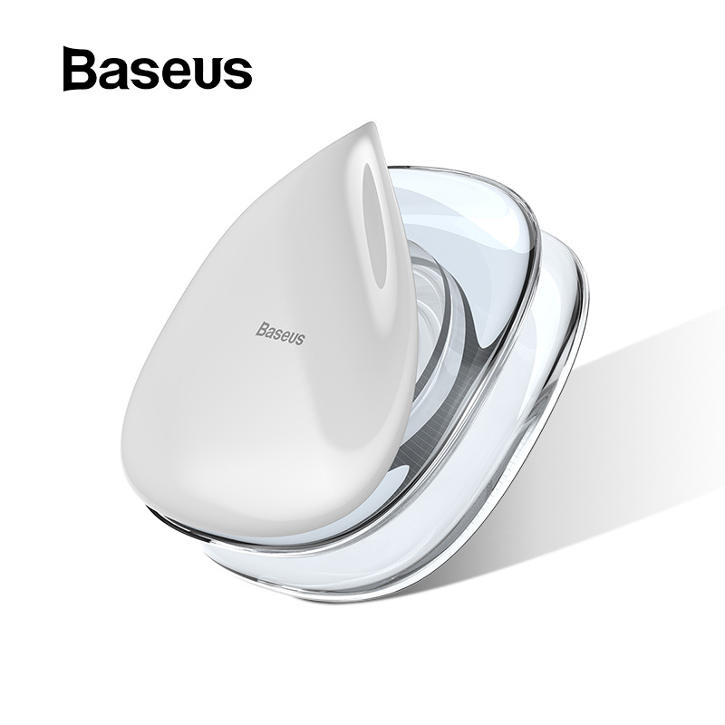 Baseus Universal Phone Holder For Wall Car Mobile Phone Stand Strong Adsorption Gel Pad Desk Sticker Paste Tablet Holder Stand