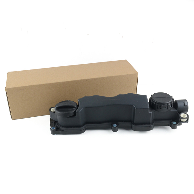 AP03  Engine Rocker Valve Cover & Gasket for Peugeot 1.6 HDI 1007 206 207 307 308 407 3008 3