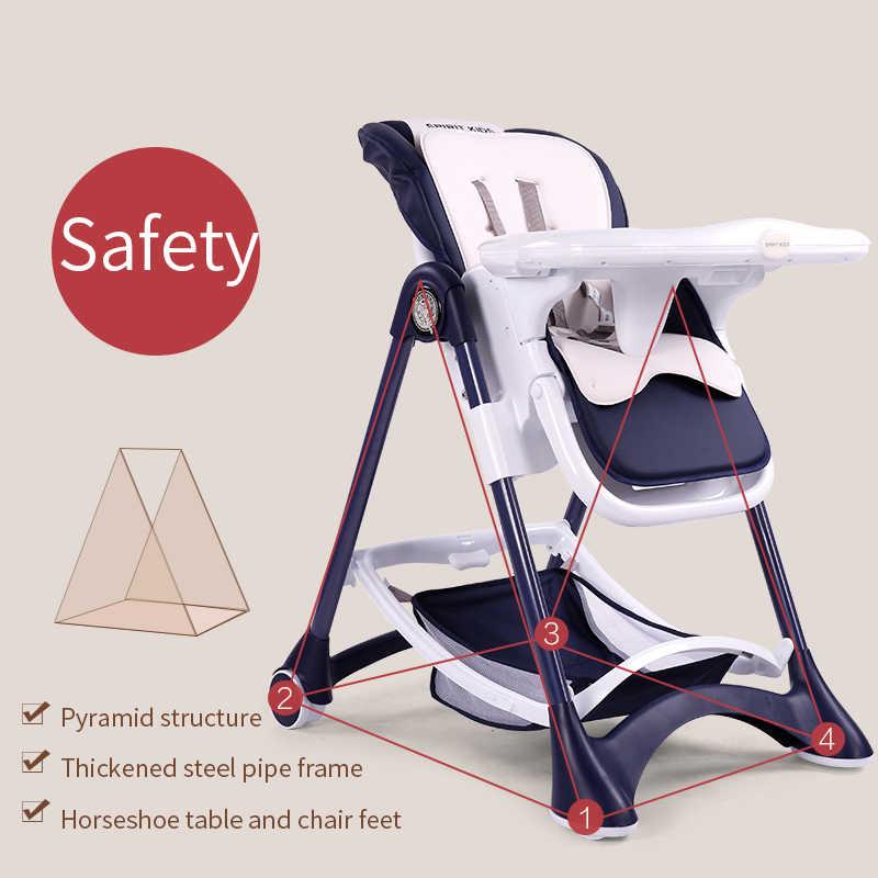 Детский обеденный стул детский обеденный стол стул Многофункциональный Детский обеденный стул складной