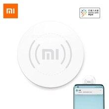 Xiaomi Mijia 스마트 터치 센서 스마트 장면 음악 릴레이 All around 프로젝션 스크린 터치 Mi Home App 용 네트워킹 연결