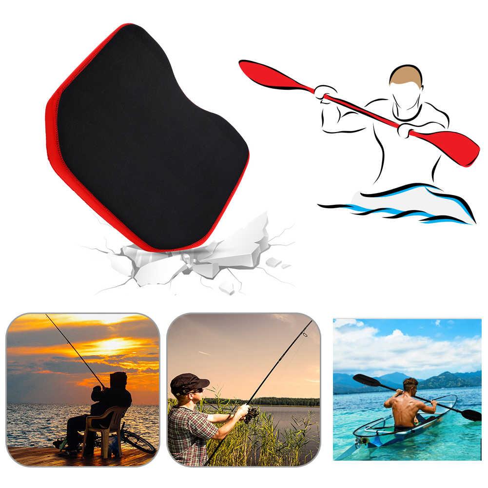 Comfortable Soft Gel Padded Seat Pad Cushion For Kayak Canoes Fishing Boat Lin