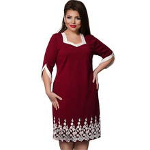 New Plus Size Mother of The Bride Dresses