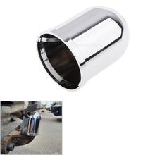 크롬 견인 바 볼 커버 자동차 견인 히치 TOWBALL 플라스틱 캡 50MM 대부분의 차량에 대한