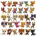 Маленькие изъяны, 10/20 шт., игрушки для зоомагазина, кошка, котенок, щенок, фигурки, редкие стоячие короткие воздушные мини-фигурки, Игрушки дл...