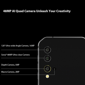 Image 2 - Blackview BV9900 Helio P90 אוקטה Core 8GB + 256GB IP68 מוקשח נייד טלפון אנדרואיד 9.0 48MP Quad אחורי מצלמה NFC Smartphone