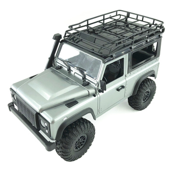 1/12 4WD Crawler RC Car Off-Road Vehicle Buggy 2.4G Remote Control Toy Model with Lights 35x16.5x20.5CM TB Sale
