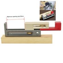 Стол пилы слот регулятор врезной и шип инструмент подвижный измерительный шип производитель длина компенсации маршрутизатор Таблица установить по дереву