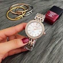 CONTENA Simple Style Women's Wristwatches Fashion Quartz Watch Ladies Quartz-