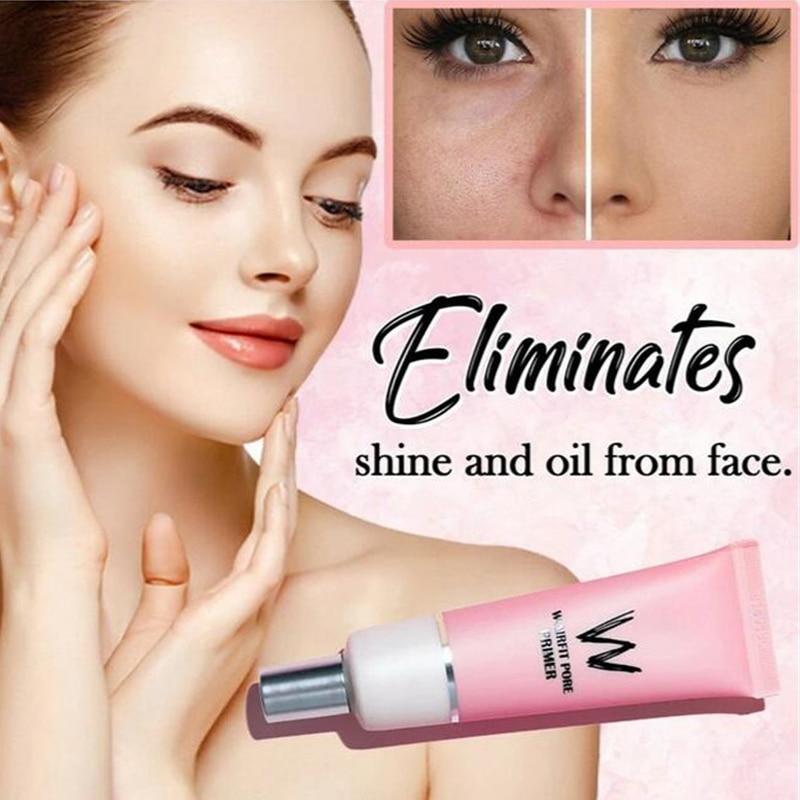 W-Airfit Pore Primer Make Up Primer Base Makeup Face Brighten Smooth Skin Invisible Pores Concealer