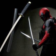 61 см 76 меч Дэдпула нож Косплей оружие реквизит для ролевых