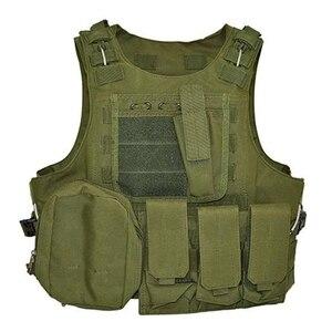 Image 5 - NIJ IIIA Army Military Tactical Body Armor Bullet Proof Vest