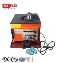 Китайский завод гидравлических инструментов портативный Электрический станок для гибки арматуры 6-25 мм гибочный станок для гибки стальной арматуры