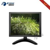 ZB080TN V592/8 inch 1024x768 4:3 Metal Case HDMI VGA BNC AV Portable Mini PC Monitor LCD Screen Display USB U disk Video Player
