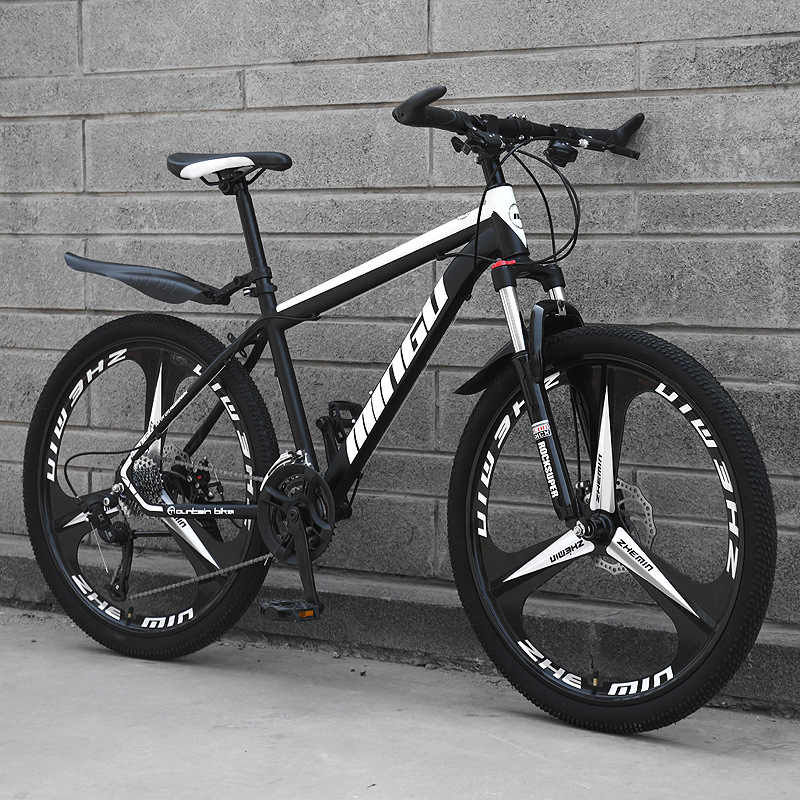 Mountainbike 21/24/27/30 Speed Cross Country Fiets Student Bmx Road Racing Speed Fiets