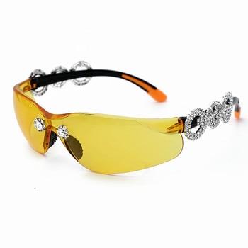 Luxury Diamond Sunglasses 3