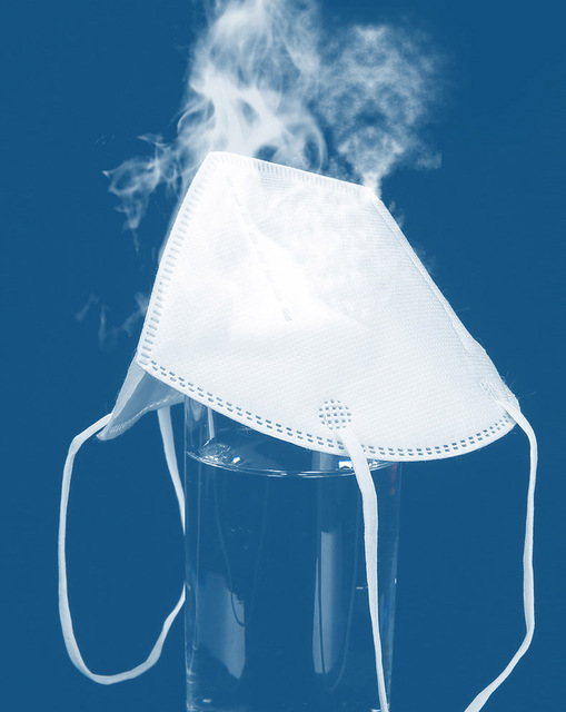 KN95 Face Mask Disposable Laye Mask Meltblown Cloth Masks Mascarilla Prevent Flu ffp3 masque Mouth Breathing Mask 95% Filtration 4
