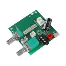 5V 2.1 Channel Amplifier Board Digital Audio Module For Bluetooth Full Tone Bass Speaker for Experimental hands-on practice(China)