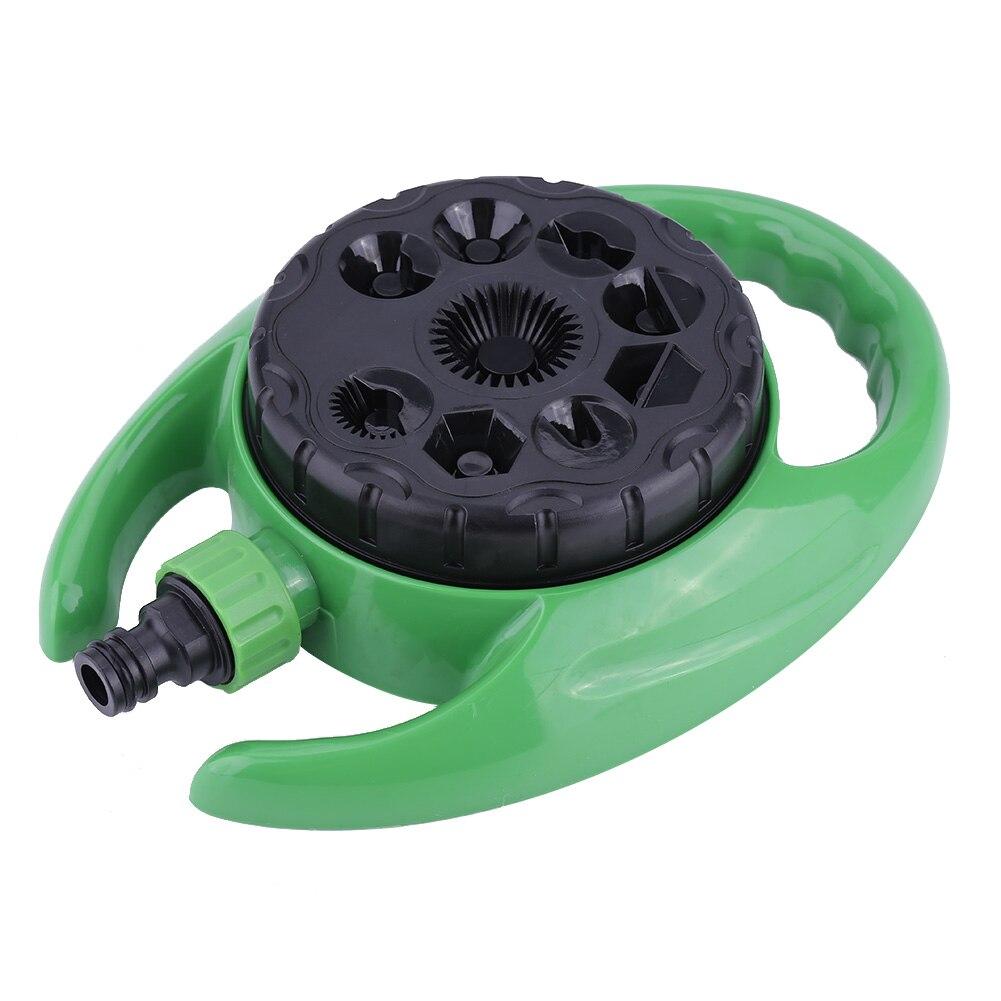 Automatische Bewässerung Kunststoff 9-Funktion Garten Rasen Pflanzen Bewässerung Sprinkler Multi-Verwenden Bewässerung System Garten Statische Sprinkler
