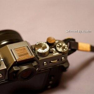 Image 3 - עץ עץ רך תריס שחרור כפתור לפוג י Fujifilm XT30 X T30