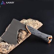 Outdoor High quality Tactical Axe Tomahawk Army Outdoor Hunting Camping Survival Machete Axes Hand Tool Fire Axe Hatchet Axe