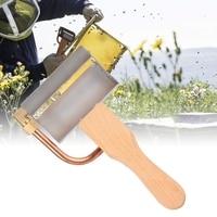 Extrator de mel elétrico ferramenta apicultura ferramentas para exportação de utensílios de abelha raspador de baço elétrico faca de corte de mel corte kn Ferramentas de apicultura     -