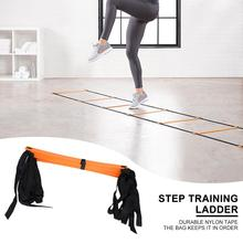 Ladders Training Straps Football-Speed-Ladder-Equipment Soccer Agility Speed-Stairs Sport-Fitness