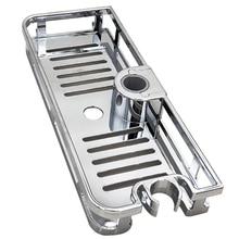 Shower Shelf Rack Bathroom-Accessories Plastic-Holder Kitchen Lifting-Storage-Tray Rectangle