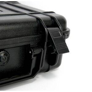 Image 4 - מקצועי פיצוץ הוכחה תיבת לdji Mavic מיני תיק נשיאה עמיד למים Hardshell תיק עבור Mavic מיני Drone נייד תיק