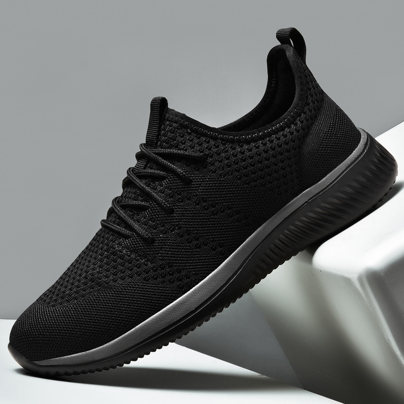 Men Running Shoes Comfortable Sports Shoes Men Trendy Lightweight Walking Shoes Mens Sneakers Breathable Zapatillas Dropshipping