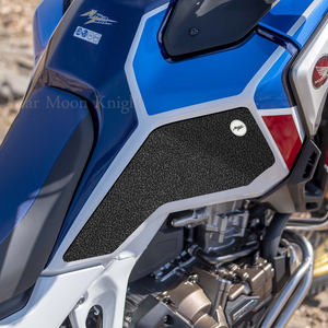 Motorcycle anti-slip tank Pad sticker protection stickers SIDE TANK PADS FOR HONDA CRF1100L Africa Twin ADVENTURE SPORT 2020