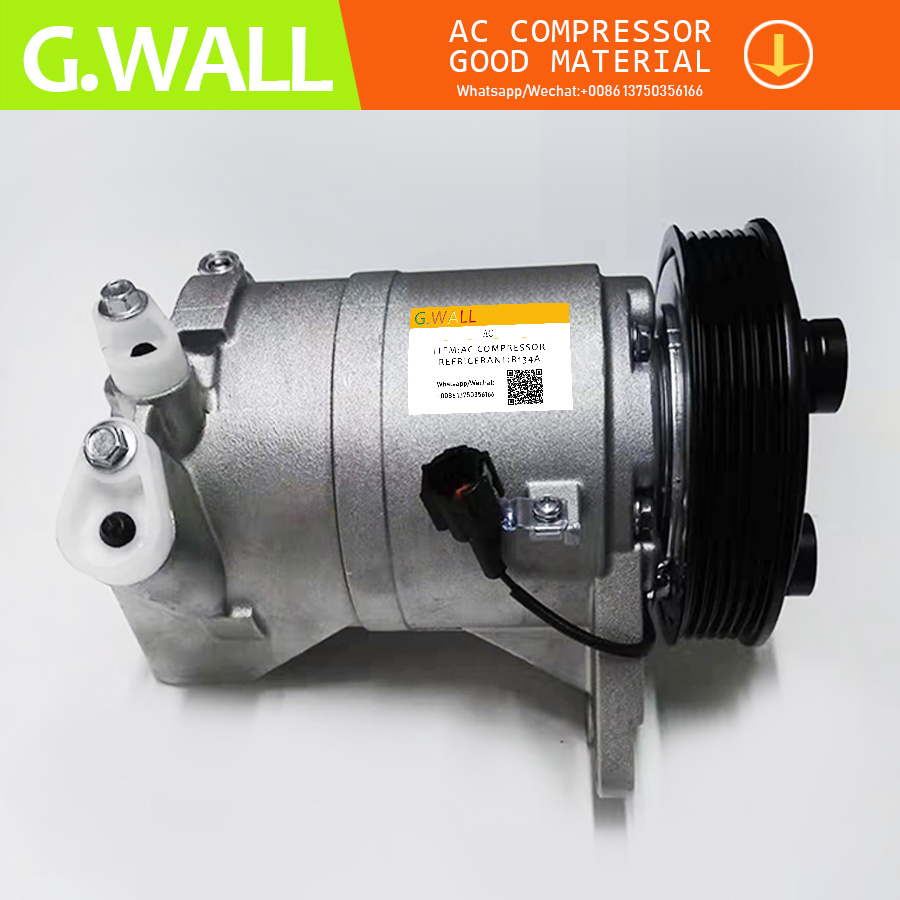 AC Compressor With Clutch For Nissan Murano 03-07 3.5L Nissan Quest 04-09 3.5L