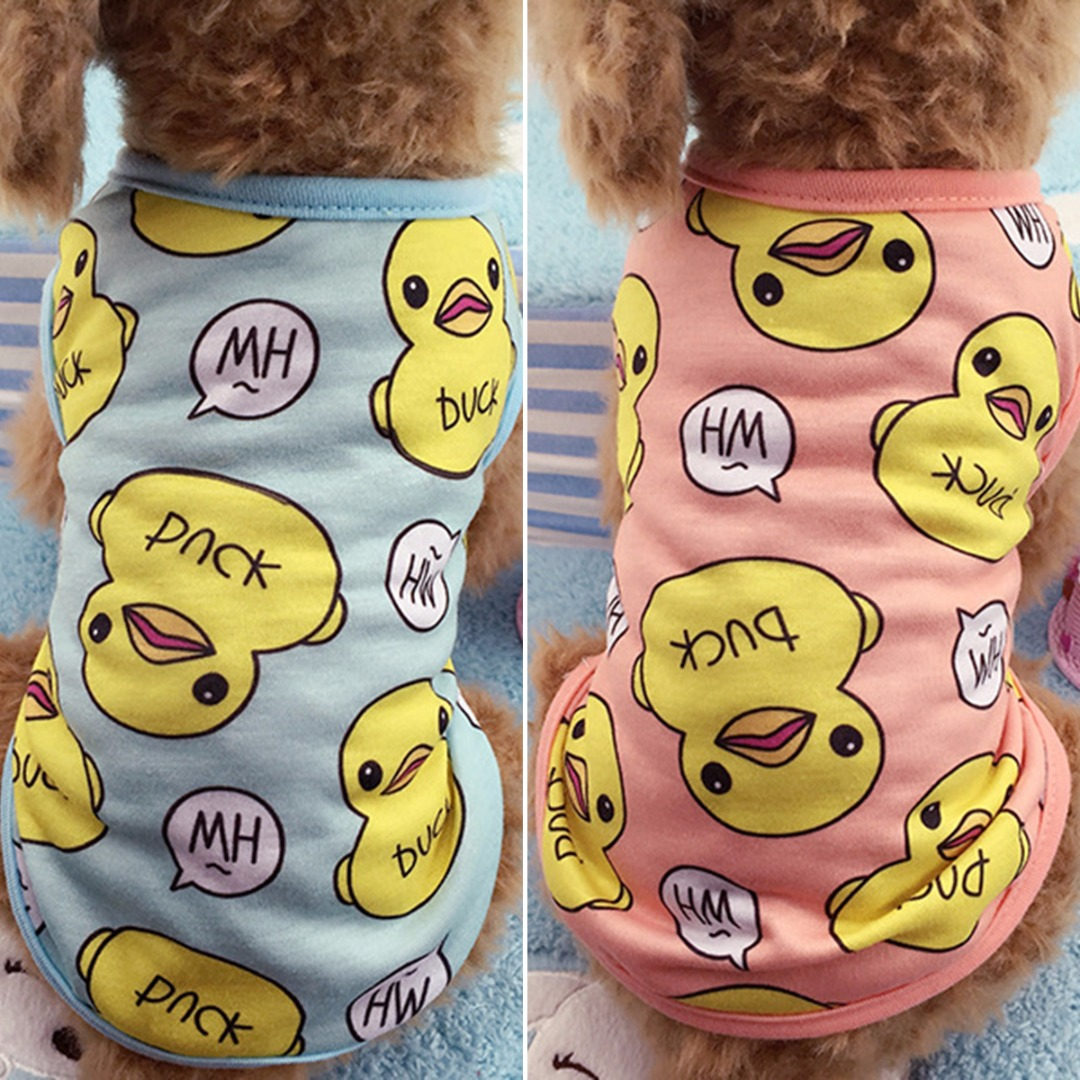 1pc Pet Clothes Dog Pajamas Cotton For Pet Supplies Dog Clothes Puppy Clothing Dog Jumpsuit Difference Sizes Wears