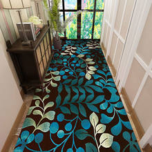 Vintage Corridor Carpets Long Hotel Aisle Hallway Rug Home Balcony Runner Rug Entrance Bath Doormat Hotel Stair Carpet Wedding