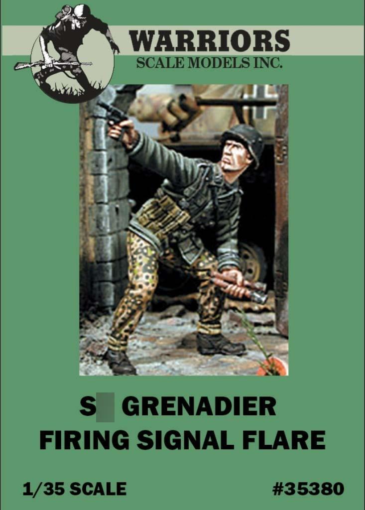 Warriors 1:35 British Tanker No.2 Late War Resin Figure Kit #35240