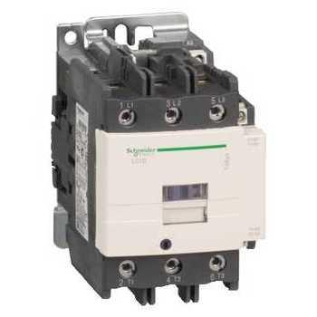 Se contactors D contactor 3R, 80A, but + NZ, 110 V 50Hz clamp under screw lc1d80f5
