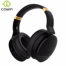 COWIN E8 actif suppression du bruit Bluetooth casque avec micro Hi Fi basse profonde casque sans fil sur loreille stéréo son casque