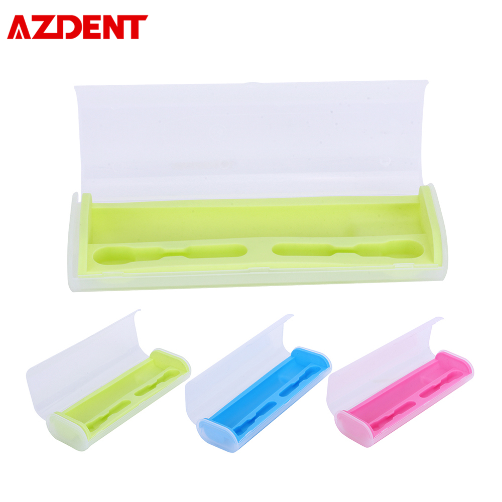 Portable Toothbrush Storage Case for AZDENT AZ-2 Pro AZ-OC2 YE02 Electric Toothbrush Safe Travel Toothbrush Holder White Pink