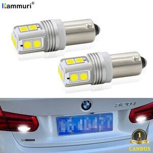 Ксеноновая белая 10-SMD Canbus H21W BAY9S Светодиодная лампа для 2016-up BMW F30 3 серии 320i 328i 328d 330e 340i светодиодная подсветка заднего хода